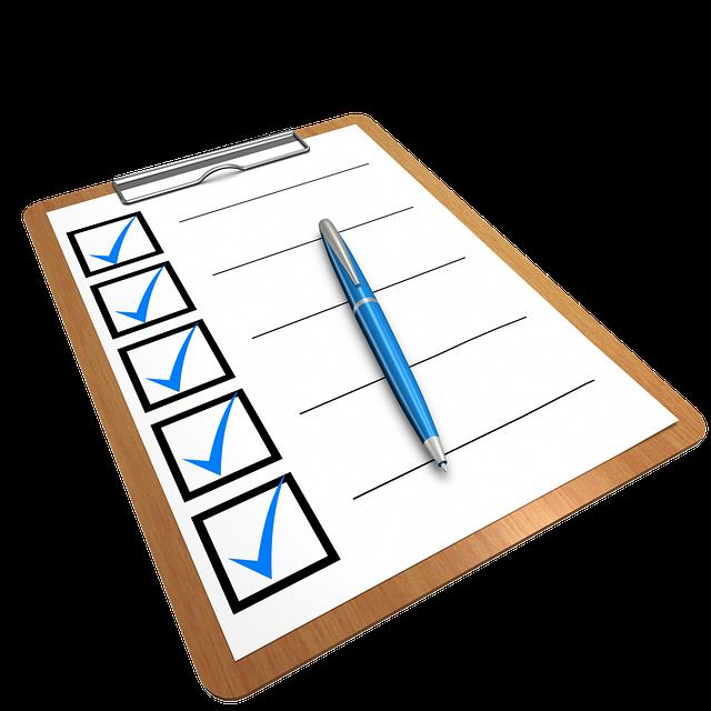 check list protocolo anti covid19